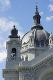 Detail of Cathedral of St. Paul St. Paul MN Royalty Free Stock Photos