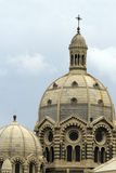 Detail of Cathedrale Sainte-Marie-Majeure Royalty Free Stock Images