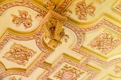 Biltmore House Ceiling Stock Images