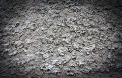 Detail of cement wall Royalty Free Stock Photo