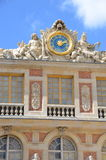 Detail of Chateau Versailles Palace Royalty Free Stock Photo