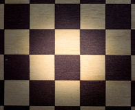 Detail of the chessboard Royalty Free Stock Photos