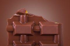 Detail of Chocolate Stock Photos