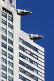 Detail of Chrysler Building in New York Royalty Free Stock Photography