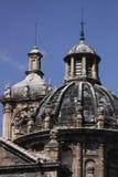 Detail of church in Granada Stock Image