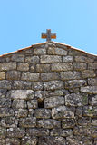 Detail of a church at Monsanto, Portugal Royalty Free Stock Images