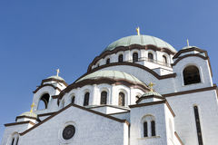 Detail From Church of Saint Sava, Belgrade, Serbia Stock Images