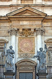 Detail of church of Saints Peter and Paul, Krakow Stock Photo