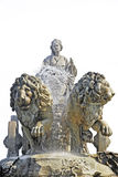Detail of Cibeles  Royalty Free Stock Photos