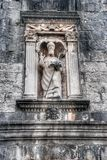 Statue of Saint Blaise, patron of Dubrovnik Royalty Free Stock Images