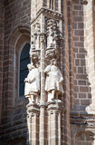 Detail of Claustro de Saint Juan de los Reyes, Royalty Free Stock Photos
