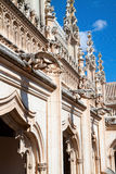 Detail of  Claustro de Saint Juan de los Reyes Royalty Free Stock Photo