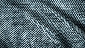 Detail cloth of denim for pattern and background, Close up. Cotton Fabric Texture. Top View of Cloth Textile Surface stock photo