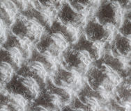 Detail cloth texture. Royalty Free Stock Photography