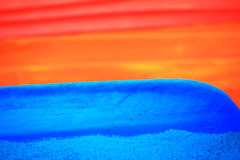 Detail color boat Royalty Free Stock Photo