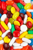 Detail of colorful sweets background Royalty Free Stock Image
