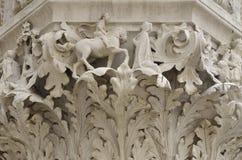 Detail column Royalty Free Stock Photo