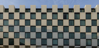 Detail of contemporary architecture Stock Photography