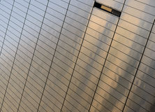 Detail of contemporary architecture Royalty Free Stock Photos