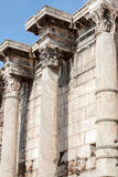 Hadrian Library Athens Greece Stock Image