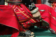 Detail costume Royalty Free Stock Photography
