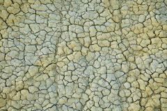 Detail of a cracked earth, backround Royalty Free Stock Photos