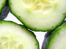 Detail cucumber Royalty Free Stock Photo