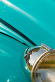 Detail 2CV Stockbild