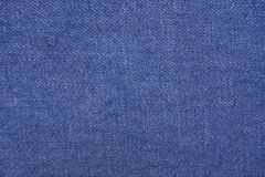 Detail of denim jean texture and seamless background Royalty Free Stock Photos