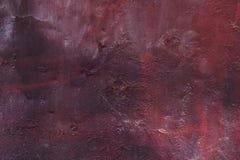 Detail der alten gemalten Metalltür mit klarer Oberflächenstruktur, farbiger Hintergrund Lizenzfreie Stockbilder