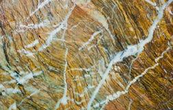Detail der Beschaffenheit vom Farbstein Stockfoto