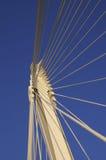 Detail der Brücke Lizenzfreie Stockfotos