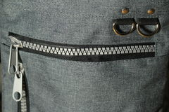 Detail der crossbody Luxustasche lizenzfreies stockbild