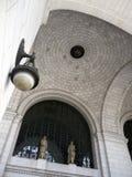Detail der Decke in der Anschluss-Station Lizenzfreies Stockbild