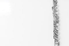 Detail der Flöte Lizenzfreie Stockfotos