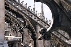 Detail der Kathedrale Lizenzfreie Stockfotografie