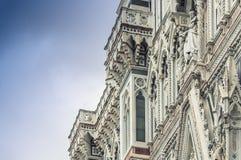 Detail der Kathedrale in Florenz Lizenzfreie Stockfotografie