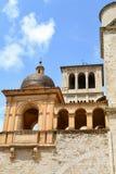 Detail der Kirche stockbilder