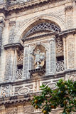 Detail der Kirche von San Miguel Jerezde-La Frontera Lizenzfreie Stockfotos