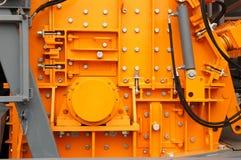 Detail der Maschinerie Lizenzfreies Stockbild