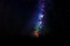 Detail der Milchstraße Stockfotos