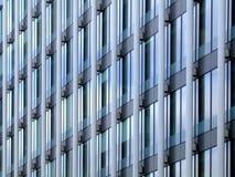 Detail der modernen Architektur Stockbild