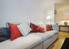 Detail der Wohnzimmermöbel Lizenzfreie Stockfotografie