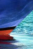 Detail des Bootes lizenzfreie stockfotos