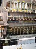 Detail des Buchabwasserkanals Lizenzfreie Stockfotos