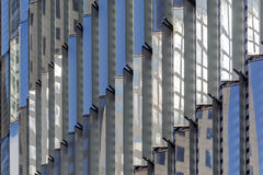 Detail des eines World Trade Center lizenzfreies stockbild
