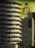 Detail des Kapitols speichert Gebäude Stockfotos