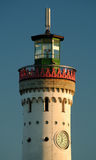 Detail des Leuchtturmes stockfotografie