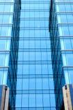 Detail des modernen Gebäudes Stockfotografie