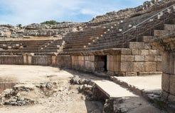 Detail des römischen Forums lizenzfreie stockfotografie